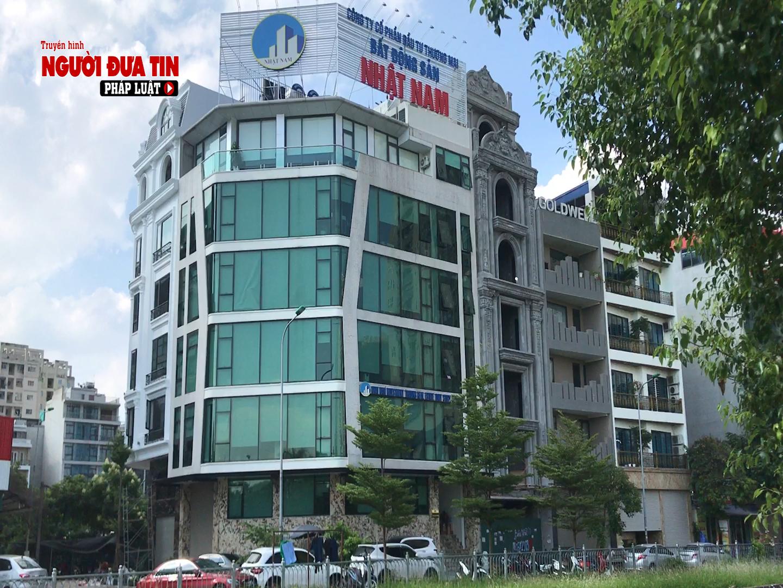 Trụ sở Chi nhánh Cty Nhật Nam tại 48 Tú Mỡ, Yên Hòa, Cầu Giấy, Hà Nội
